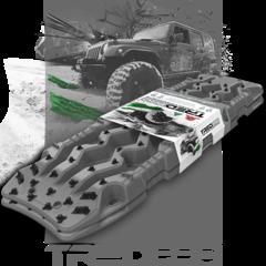 Tred Pro Gun Metal Gray